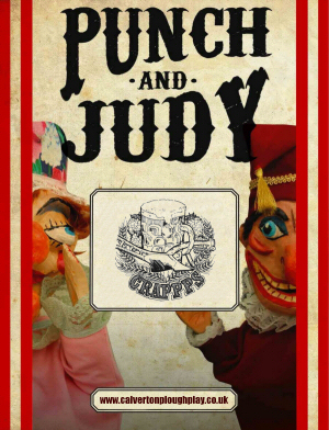 Punch & Judy Poster 300x392